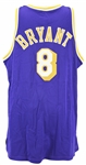 Kobe Bryant 1998-99 Game Used Lakers Jersey (MEARS & Grey Flannel)