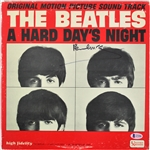 "The Beatles: Paul McCartney Signed ""A Hard Days Night"" Soundtrack Album (Beckett/BAS)"