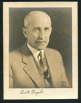 "Orville Wright Rare Signed 7.25"" x 9.25"" Portrait Photograph (BAS/Beckett)"