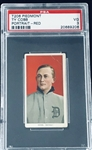 Ty Cobb T206 Piedmont Portrait Red (PSA 3)