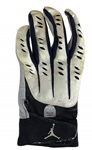 Derek Jeter Rare Game Used & Signed Dynasty-Era 1999-2001 Nike Jordan Batting Glove (MLB)