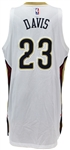 Anthony Davis 2015 Game Used Adidas New Orleans Pelicans Jersey vs. Spurs (NBA LOA)