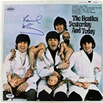 "The Beatles: Paul McCartney Signed ""Yesterday and Today"" BUTCHER COVER Album! (PSA/DNA)"
