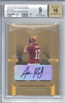 Aaron Rodgers Signed 2005 Donruss Classics Significant Signatures LE /25 Rookie Card (BGS 9 10)