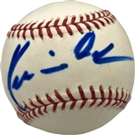 Field of Dreams: Kevin Costner Signed OML Baseball (BAS/Beckett)