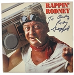 "Rodney Dangerfield Signed ""Rappin Rodney"" Album (JSA)"