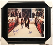"Star Wars: A New Hope - Cast Signed 11"" x 14"" Color Photo from Royal Award Ceremony (Beckett/BAS Guaranteed)"