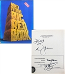 Monty Python Cast Signed Hardcover Book w/Cleese, Idle, Gilliam & Jones (Beckett/BAS LOA)
