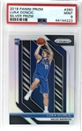 2018-19 Luka Doncic Panini Prizm Silver Rookie Card #280 - PSA Graded MINT 9