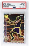 Kobe Bryant 1996 Topps Draft Redemption #DP13 Rookie Card - PSA Graded GEM MINT 10!