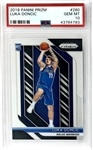 Luka Doncic 2018-19 Panini Prizm #280 Rookie Card - PSA Graded GEM MINT 10!