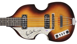 Paul McCartney Superbly Signed Hofner Bass Guitar - The Iconic Beatle Bass! (PSA/DNA)