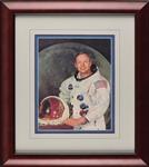 "Apollo 11: Neil Armstrong Signed Un-Inscribed 8"" x 10"" NASA Photograph (Beckett/BAS)"