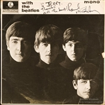 "The Beatles: Paul McCartney Vintage Signed ""With The Beatles"" Album (Beckett/BAS)"