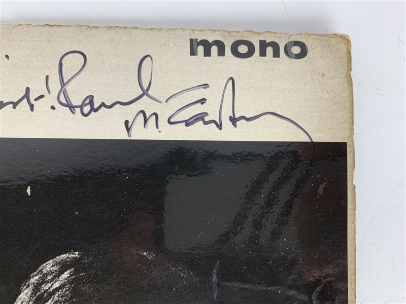 The Beatles: Paul McCartney Vintage Signed With The Beatles Album (Beckett/BAS)