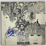 "The Beatles: Paul McCartney & Ringo Starr Dual Signed ""Revolver"" Album (JSA)"