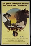 "Harrison Ford Rare Signed ""The Frisco Kid"" 28"" x 40"" Original Movie Poster (JSA)"