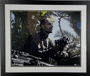 "Star Wars: Riz Ahmed Signed 20"" x 16"" Rogue One Photograph (TOPPS)"