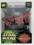 Jeremy Bulloch Signed Power of the Jedi Mini Toy (Beckett/BAS Guaranteed)