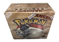 1999 Pokemon Fossil 1st Edition English Box - Factory Sealed!
