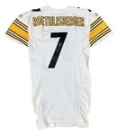 Ben Roethlisberger ULTRA-RARE Signed Game Issued 2004 Rookie Steelers Jersey (PSA/DNA & NFL)