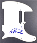 Ike Turner Rare In-Person Signed Telecaster Model Pickguard (Beckett/BAS Guaranteed)