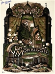 Van Morrison Rare Signed Limited Edition Concert Poster :: Jan 15 & 16, 2016 :: Shrine Auditorium, Los Angeles (Beckett/BAS LOA)
