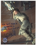 "Star Wars: Mark Hamill 8"" x 10"" Signed Photo from ""The Empire Strikes Back"" With Fantastic Inscription (Beckett/BAS Guaranteed)."