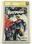 """Batman"" Comic Book #612 CGC NM+ 9.6 Signed by Jim Lee (CGC Authenticated & Encapsulated/Graded)"